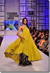 Pakistan's third fashion week FPW 3 201213