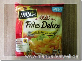 Frites Deluxe