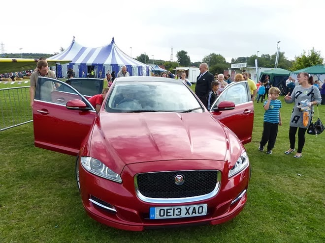 Latest Jag from Jaguar