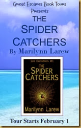 great escape tour banner small THE SPIDER CATCHERS