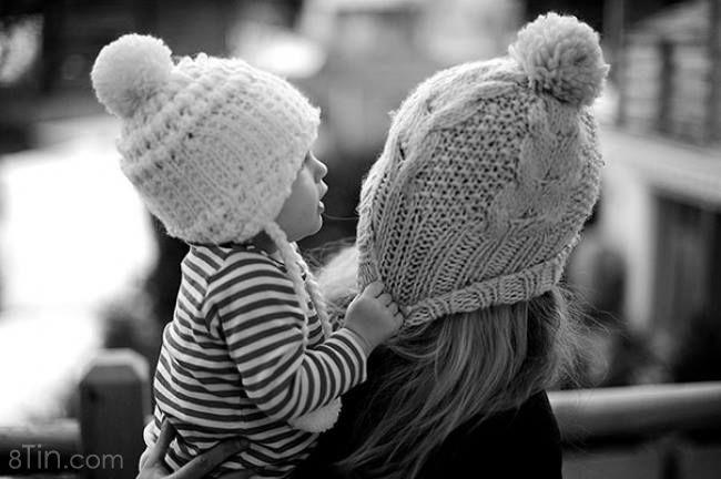 Rất nhiều bà mẹ mơ ước một ngày có 1 thiên thần
