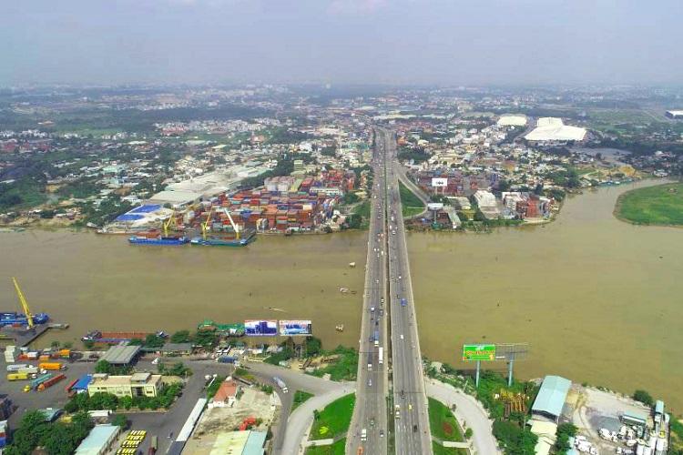 Dự án đường sắt Biên Hòa Vũng Tàu dài gần 100km 2