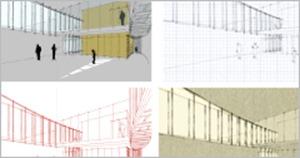 proyectos con SketchUp