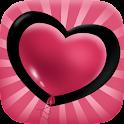 Herz Valentins Spiel icon