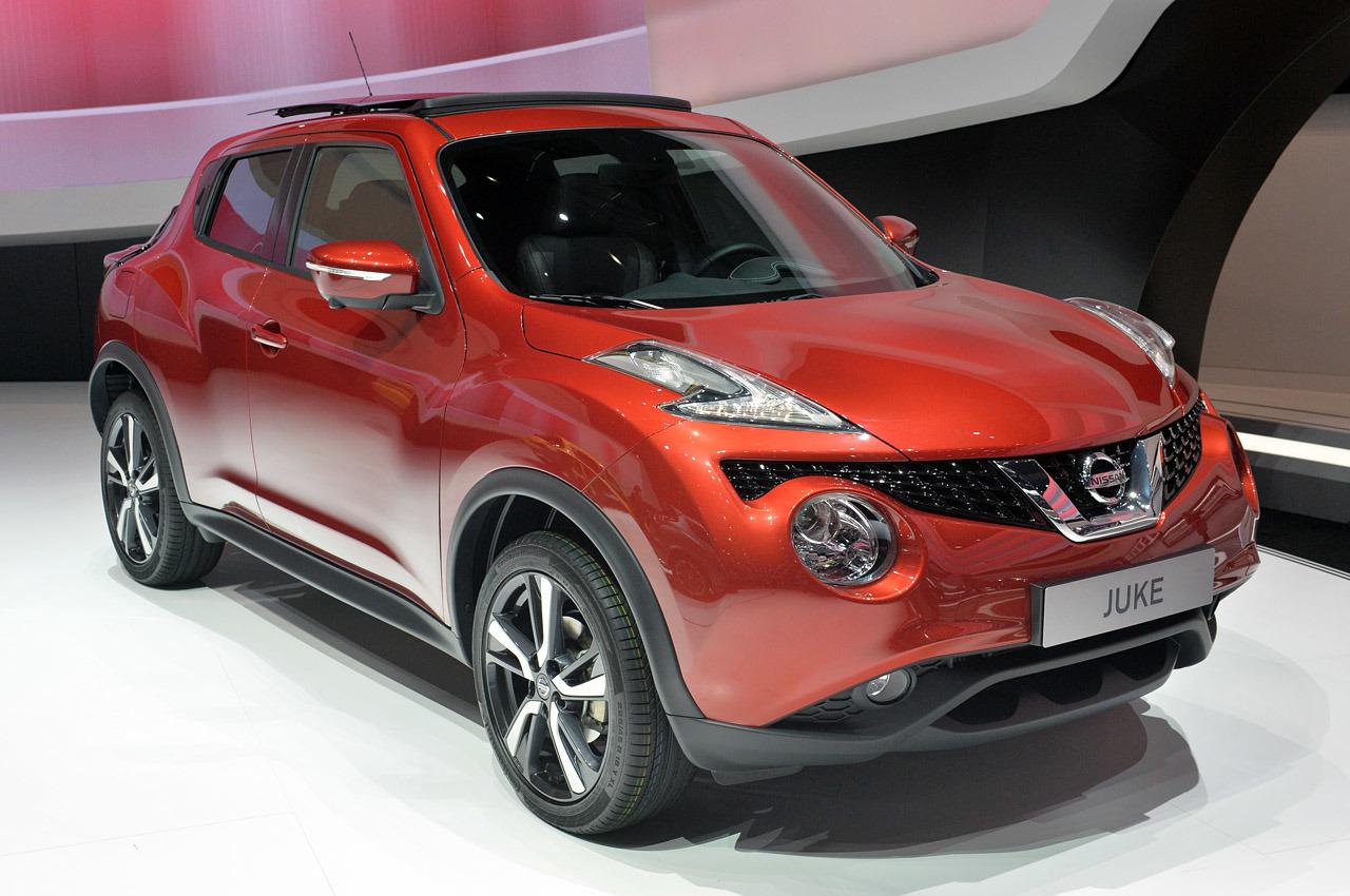 Nissan Juke 2019 >> Makyajlanan 2015 Nissan Juke ülkemizde satışa sunuldu - Turkeycarblog