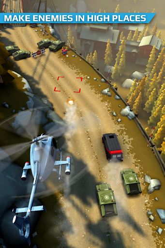 Smash Bandits Racing v1.09.07 APK+DATA (Mod)