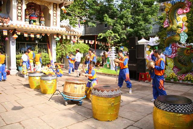 IMG 1919 Đại lễ Phật đản PL 2557 tại Tu viện Quảng Hương Già Lam