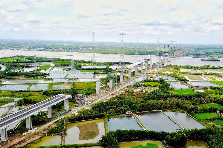 Các Tuyến Đường Cao Tốc kết Nối Tp Hồ Chí Minh Và Các Tỉnh1