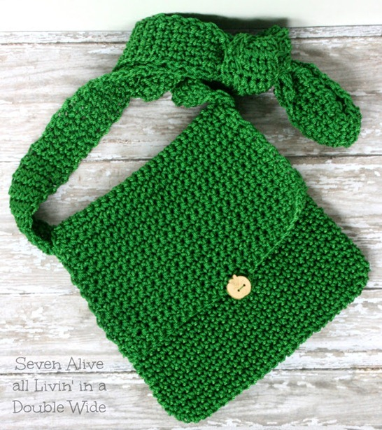 Adventure Satchel Crochet Pattern 1