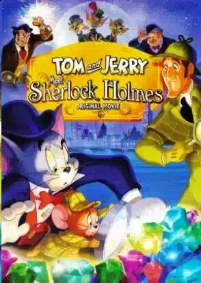 tom and jerry meet sherlock seek cartoon