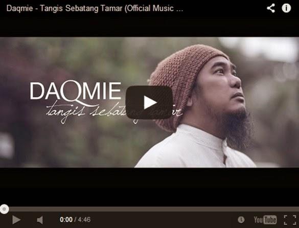 lagu baru 2014_dakmie_tangis sebatang tamar