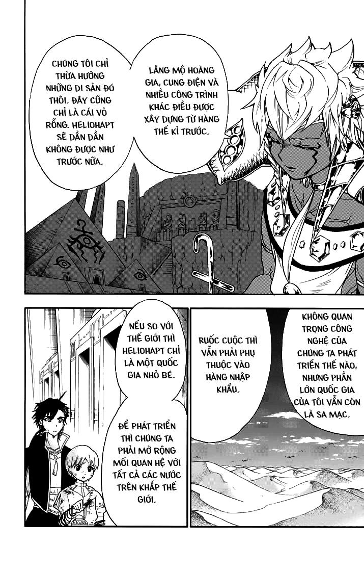 Sinbad No Bouken ( Continue ) Chap 001