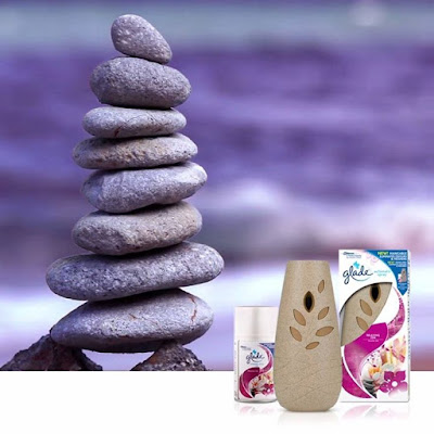 Clear your mind with our Relaxing Zen scent Feel peaceful FeelGlade
