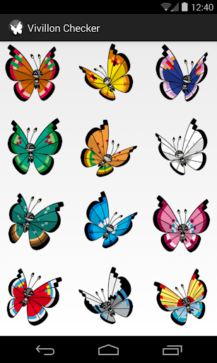 Vivillon Checker