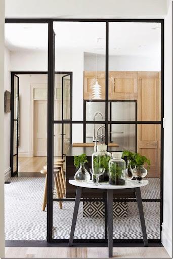 Eccezionale Cucine e pareti vetrate - Case e Interni CR96