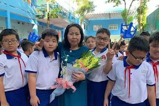 Luật sư Trần Thị Ngọc Nữ.