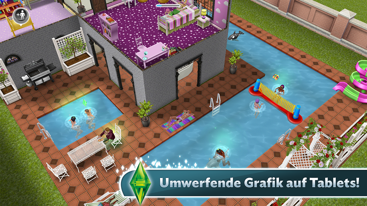 Die Sims™  FreePlay- screenshot