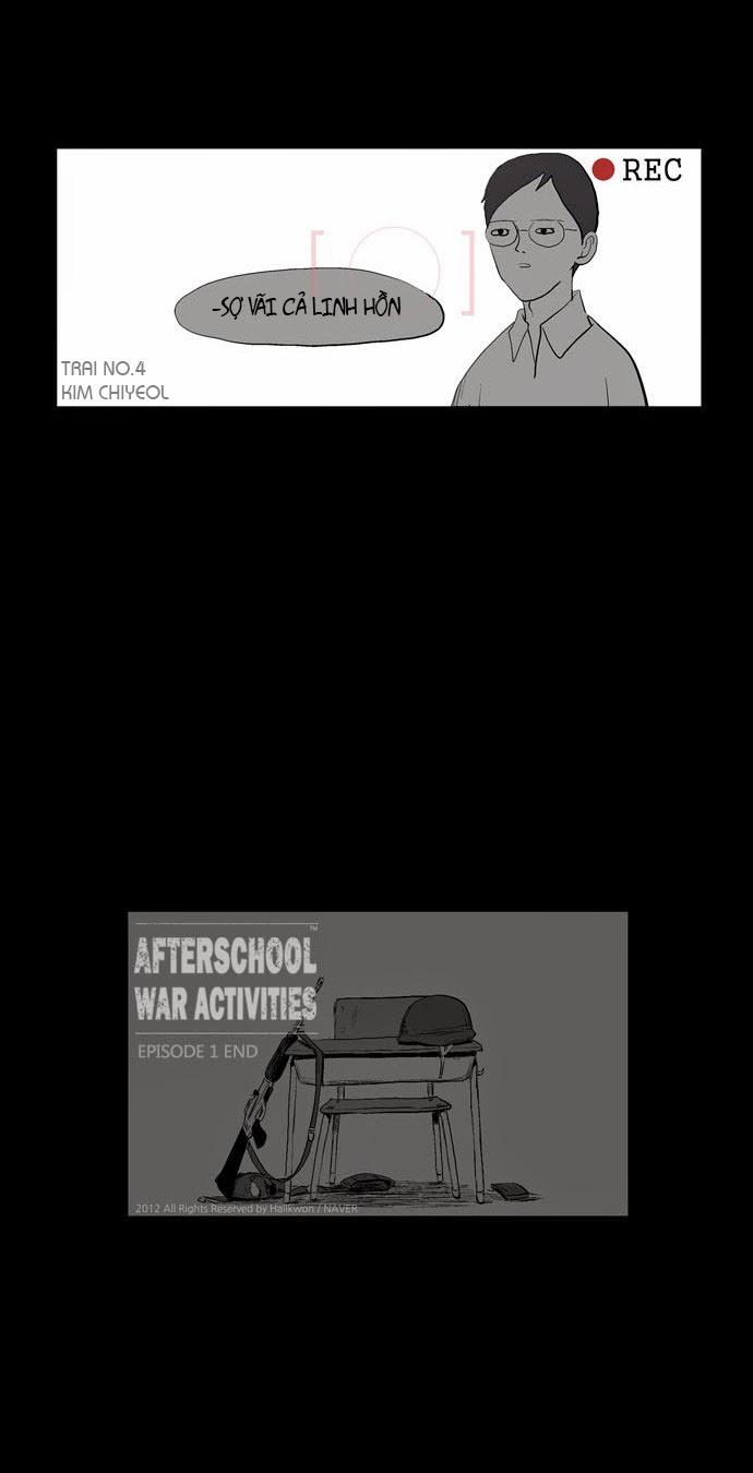After School War Activities Chap 001
