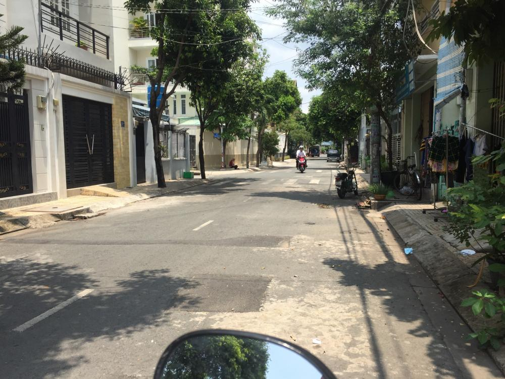 Nhà Mặt Tiền Phan Chu Chinh Quận Tân Phú 1 trệt 3 lầu 02