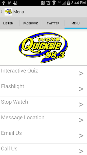Quicksie 98.3- screenshot thumbnail