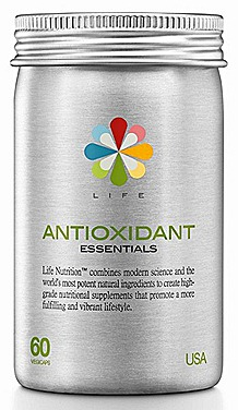 WATSONS Life Nutrition Antioxidant Essentials - $49.90, 60 vegicaps