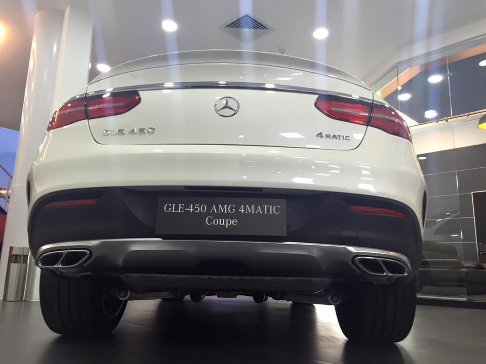 Xe Mercedes Benz GLE 450 AMG Coupe 4Matic 07