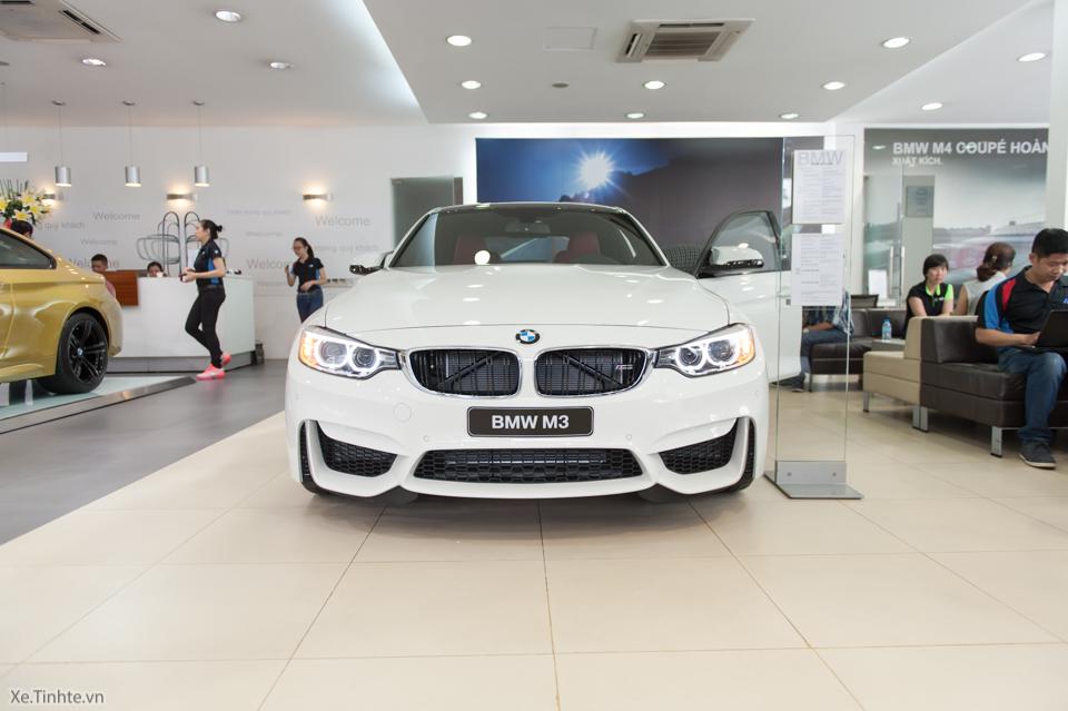 Xe BMW M3 Sedan 01