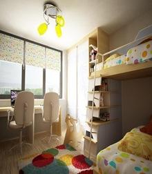camas-literas-de-diseño-habitacion-de-niños