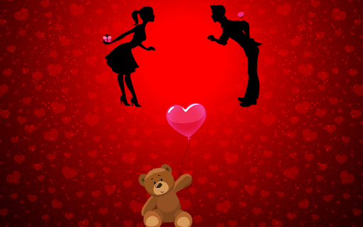 Valentine Day live wallpaper