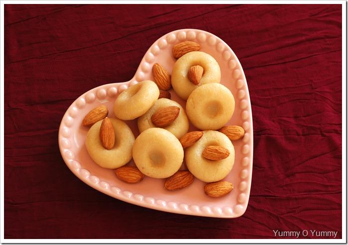 Almond Peda