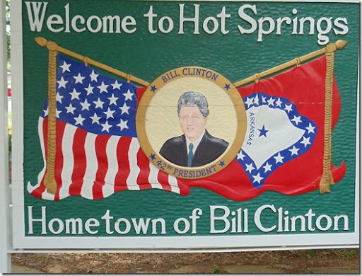 Welcome to the Home of Bill Clinton!
