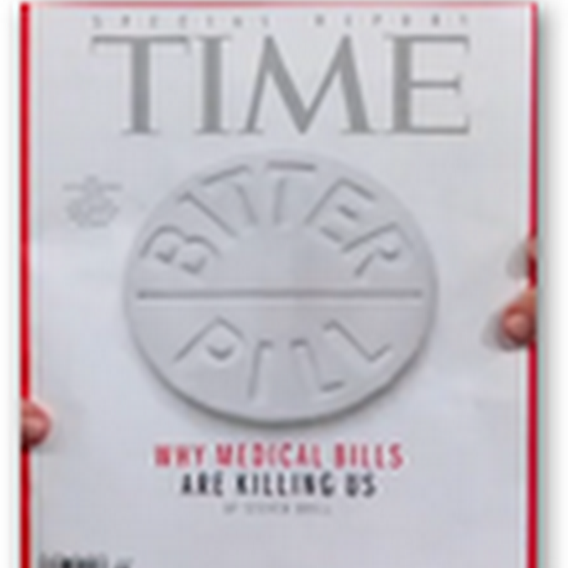 "Why Medical Bills Are Out of Control–Steven Brill From Time Magazine ""The Bitter Pill"" With Jon Stewart…Killer Algorithms Part 55 (Videos)"