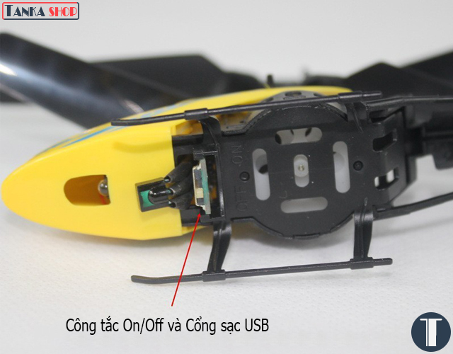 Helicopter RC MJ 901