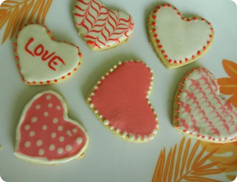 Compartiendo Recetas Galletas Decoradas Para San Valentin