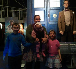 , Cardiff Bay and The Doctor Who Experience