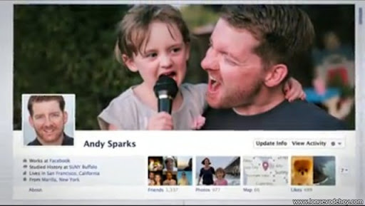 Solicitar el nuevo cambio de diseño perfil en Facebook