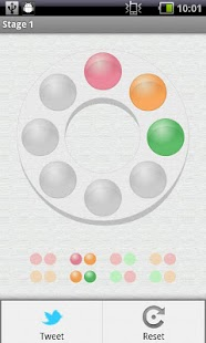 Color Circle Puzzle - screenshot thumbnail
