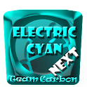 ElectricCyan CM11 & CM12 Theme icon