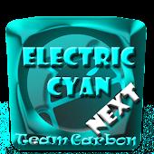 ElectricCyan CM11 & CM12 Theme
