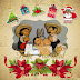 Feliz Navidad  colores de México