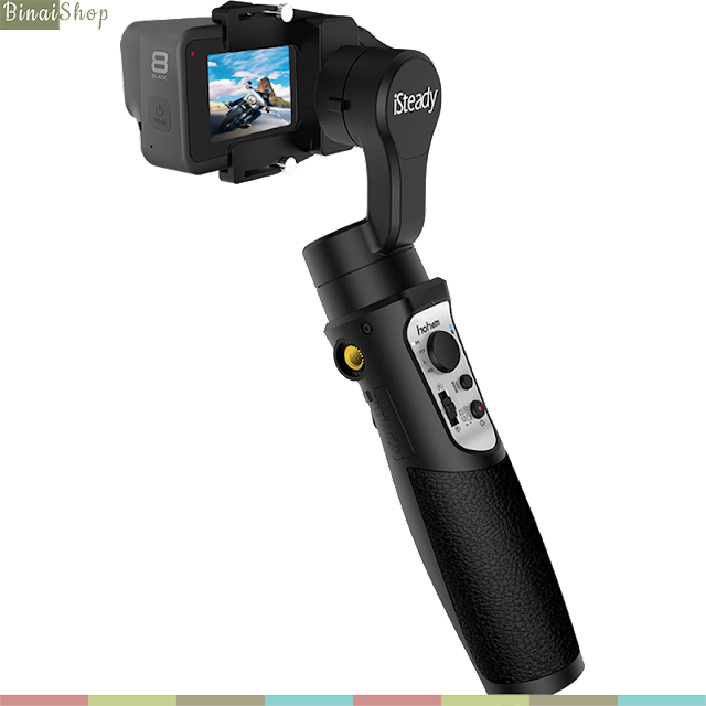 Hohem ISteady Pro 3 - Gimbal Thiết Kế Dành Riêng Cho GoPro