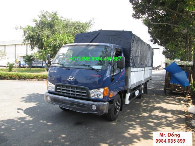 Hyundai 2,5 tấn HD65 lắp ráp