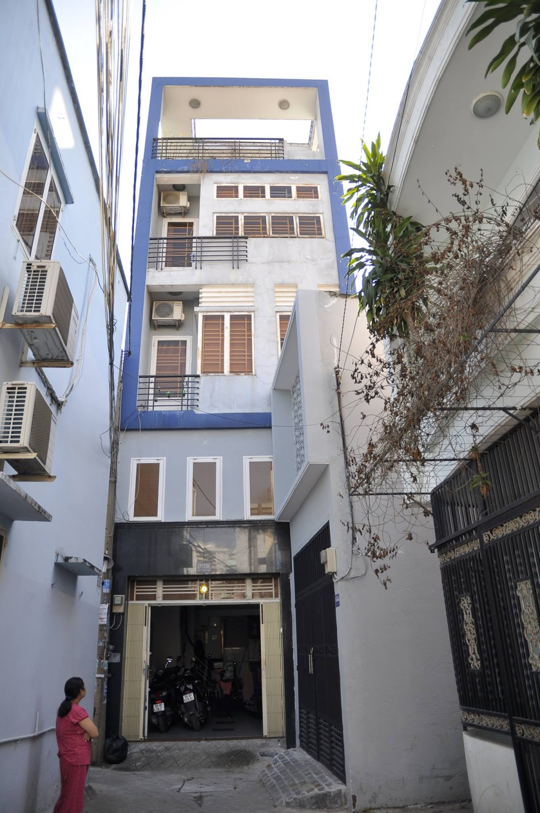 Bán nhà mặt tiền đường Quách Đình Bảo Quận Tân Phú 011