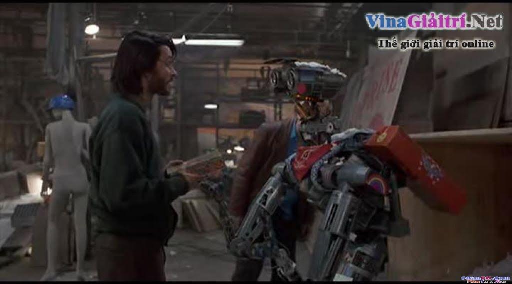 Robot Số 5 Phần 2