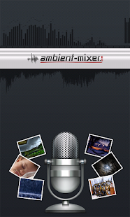Ambient Mixer- screenshot thumbnail