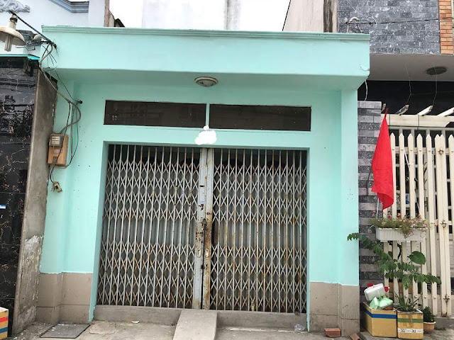 Bán nhà hẻm xe tải đường số 6 Bình Hưng Hòa B Bình Tân 03
