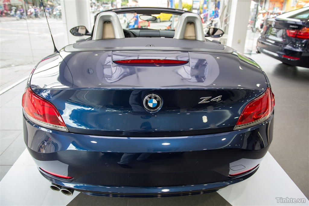 Xe BMW Z4 20i sDrive 09
