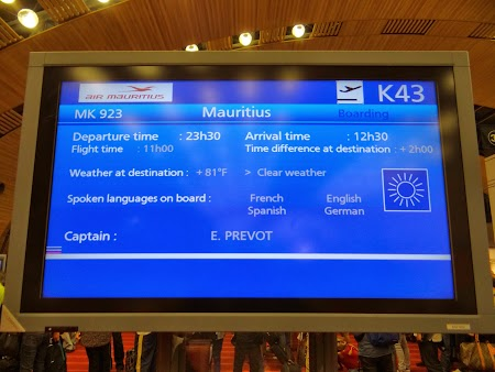 Destinatia - Mauritius