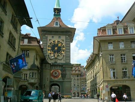 13. Turnul cu ceas din Berna.JPG