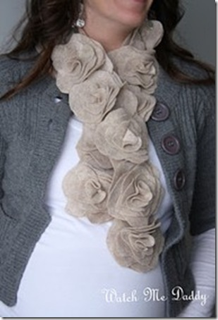 Another scarf by Watch Me Daddy Blog